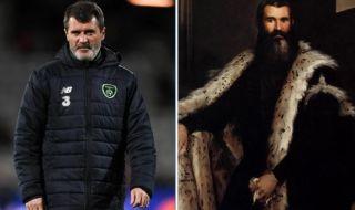 Любопитна прилика между легендарни лица от футбола и известни шедьоври