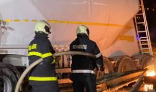 Инцидент затвори пътя I-1 София - Ботевград