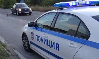 Катастрофа затвори пътя Разград - Исперих