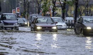 Ураганът Зета навлезе в Мексико