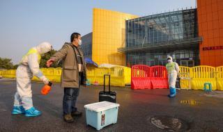 Стотици нови случаи на заразени с коронавирус