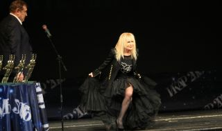 Лили Иванова се поклони пред Парцалев