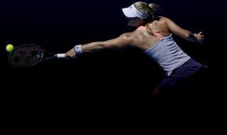 Една от най-големите красавици в тениса показа перфектната си фигура (СНИМКИ)