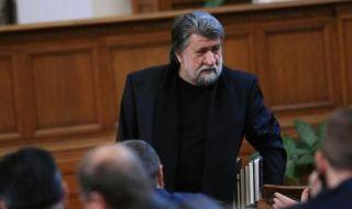 Вежди Рашидов с неудобен въпрос към Румен Радев
