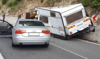 Двама мъже от Кричим загинаха в катастрофа