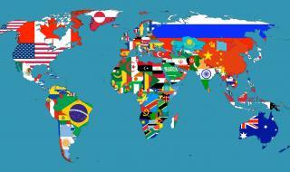 Eto Kak Bi Izglezhdala Svetovnata Karta Ako Naselenieto Na