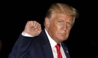 На 20 януари 2021 г. Тръмп ще обяви кандидатурата си за изборите през 2024 г.