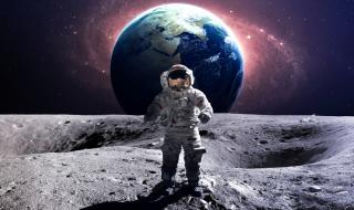 Съвсем скоро жена може да стъпи на Луната (ВИДЕО)