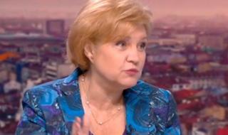 Менда Стоянова захапа Иво Христов: Да си оправи БСП и после да дава оценки