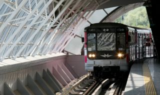 Опит за убийство и самоубийство в столичното метро