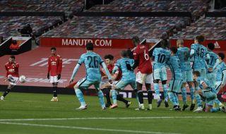 В драматичен мач Манчестър Юнайтед победи Ливърпул за ФА Къп