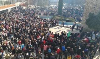 Хиляди подкрепиха кмета на Ботевград