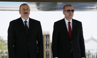 Турция застана зад Азербайджан