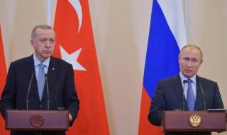 Как НАТО изостави Ердоган в Сирия да бъде разкъсан от руснаците