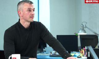 Владислав Симов пред ФАКТИ: Говоренето от джипката е модерното раздаване на кебапчета