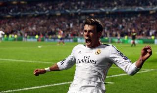 Реал Мадрид е признал грешката си - не е продал Гарет Бейл в Китай