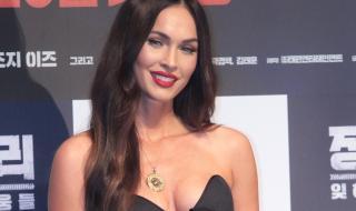 Актрисата Меган Фокс е в България