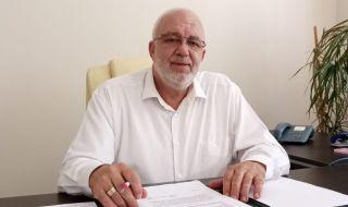 Д-р Борис Борисов е назначен за зам.-директор на БАБХ - 1