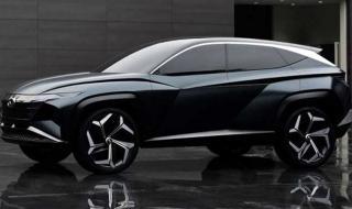 В стил Tesla: интериорът на новия Hyundai Tucson