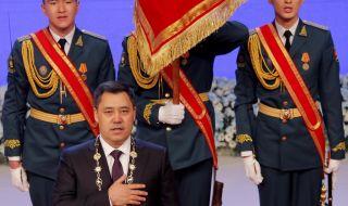Държавният глава на Киргизстан на визита в Русия