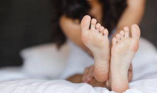 Как да облекчите подутите крака - 1