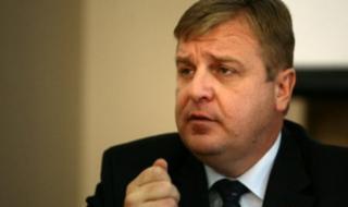 Каракачанов: ЕС прецаква българските превозвачи, трябва да втвърдим тона