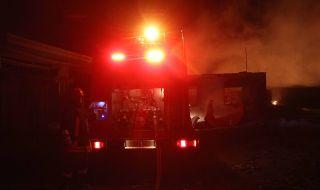 Огромен пожар избухна в химически завод в Иран, има ранени