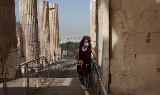 Гърция удължи 14-дневната карантина