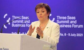 МВФ дискутира обвиненията срещу Кристалина Георгиева - 1