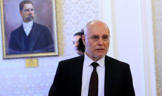 Управителят на БНБ: Неспазването на санкциите на САЩ може да има тежки последствия  - 1
