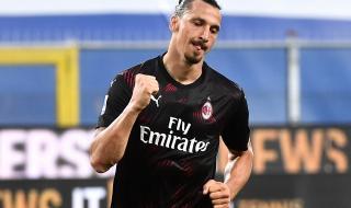 Приключи ли Ибра с Милан?