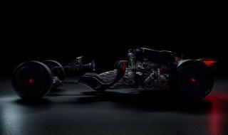Новият хиперкар на Bugatti - двигател и ... седалка