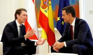 Европа отново е разделена след плана на Меркел и Макрон