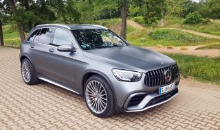 Тествахме най-продавания Mercedes у нас