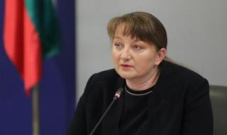 Министър Сачева: Мая Манолова гледа на политиката като на хазарт, това звучи като нумерологичен план!