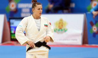 Ивелина Илиева едвам сдържа сълзите си: Това е джудото - един момент и край! - 1