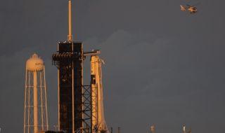 Кораб на SpaceX с успешна мисия