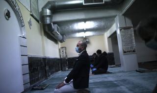В Турция празнуват Рамазан байрам в извънредна обстановка
