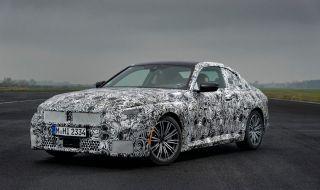 Новото BMW 2 Series Coupe запазва задното предаване и обещава по-добро представяне