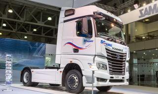 Нова кабина, нов двигател - напълно различен КАМАЗ, който вече е в продажба