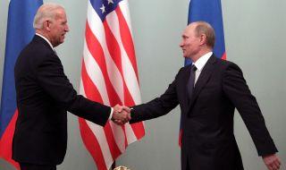 Първи разговор на Байдън с Путин