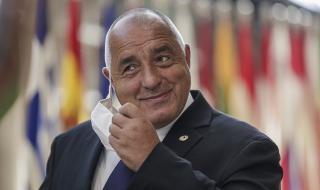 Борисов не бил канен в ЕП за дебат за върховенството на закона у нас