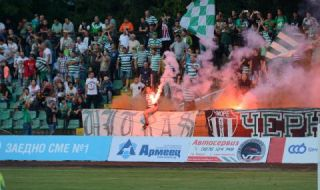 Феновете на Черно море: Един полупрофесионален футболен клуб за пореден път се счита за по-нуждаещ се от средства