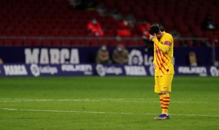 Атлетико Мадрид надви безидейна Барселона