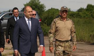 Полк. Емил Тонев е новият началник на НСО