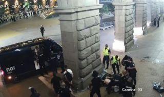 Ето кои са леко наказаните полицаи от