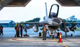 Тайван заземи целия си боен авиофлот заради катастрофа