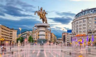 Кметът на Скопие иска да премахне конника на Александър Македонски