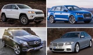 Вижте кои са най-опасните и най-безопасните автомобили според IIHS