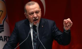 Ердоган заплаши да пусне в Европа милиони бежанци